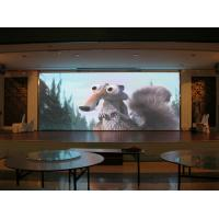 China P7.62mm SMD Led Full Color Screen For Indoor , Advertising LED Display For Plaza wholesale