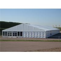 China 20mx35m Business Fire Proof Custom Event Tents With Roof Linings wholesale