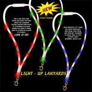 China flash lanyard, LED lanyard, blinking lanyard, flashing lanyard,light up lanyard wholesale