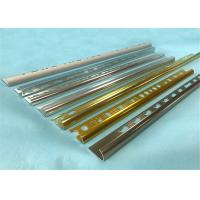China Customized Color Aluminium Floor Strips With 5 Years Warranty wholesale
