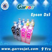 China Excellent quality 6 color !!!Galaxy eco solvent ink for dx5 head wholesale