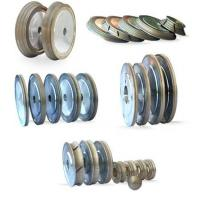 China Diamond Grinding Wheels for Glass Shape Beveling Machines on sale