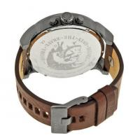 Quality Wholesale NEW DIESEL DZ7314 BROWN LEATHER MENS MR DADDY 2.0 57MM CHRONOGRAPH WATCH for sale