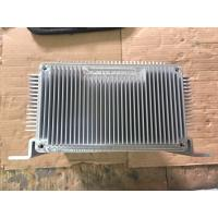 Buy cheap Aluminium Extrusion Power Box Heatsink Sandblast Anodized Outer Box from wholesalers