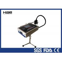 China Universal Eco Solvent High Resolution Inkjet Printer For Cans/ Date Inkjet Printer wholesale