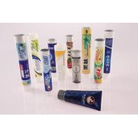 China Plastic Seal Airtight Laminate Tube Colored Soft for Toothpaste wholesale
