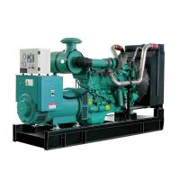China Open type Cummins diesel silent generator 300kw electric generating set 375kva wholesale