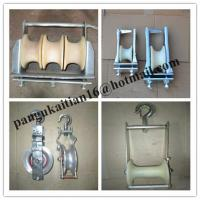 China Cable Block,Cable Puller ,Hook Sheave Pulley, Current Tools,Cable Block Sheave wholesale