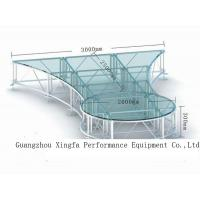 China Customized Clear Anti-slip Acrylic Glass Stage Platformas Waterproof wholesale