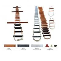 China Marine pilot rope embarkation ladder MED certification wholesale