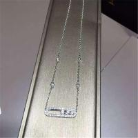 China Messika diamonds necklace 18kt  gold  with yellow gold or white gold wholesale