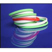 China Food Grade Extruded Silicone Seal Ring No Smell For Food Container Sealing wholesale