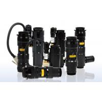 China Precise Optical 5 X 6 X 10 X One Inch C Mount Zoom Lens Industrial With Wide Angle wholesale