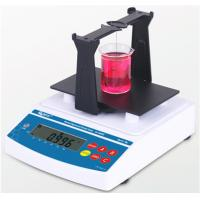 China H2SO4 Direct Reading Sulfuric Acid Equipment For Measuring Density on sale