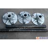 China Professional Tie Rod Formwork Accessories 145KN Tensile Loading Capacity wholesale