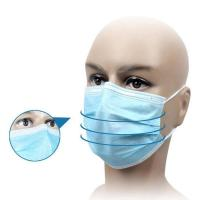 China Waterproof Disposable Medical Mask For House Cleaning / Infant And Elderly Care wholesale