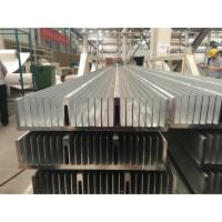 Quality 6061 T66 400MM Width Aluminum Extrusion Heat Sink CE SONCAP ISO RoHS TUV for sale