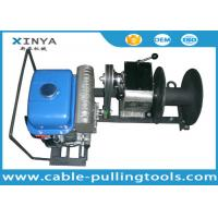 Yamaha 1 Ton Gasoline Powered Lifting Winch for Power Construction