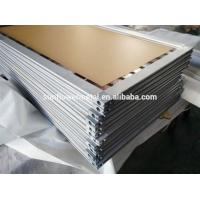 Buy cheap Cutting aluminum screen frame with miter saw, 2018 Extruded aluminum screen frame stock china aluminum extrusion from wholesalers