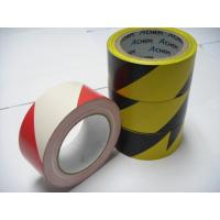 China Red / Yellow PVC Warning Tape Achem Wonder With SGS ISO And ROHS Certificate wholesale