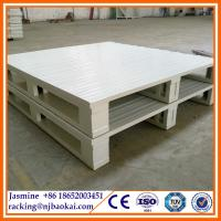 Wholesale cheap and high quality steel metal storage pallet from china suppliers