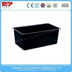 China Middle Size Black Lab Sink PP High Grade Acid / Alkali Resistance wholesale