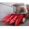 Buy cheap Corn harvester,4YZ-3 corn combine harvester 90HP,Corn harvester threshing from wholesalers