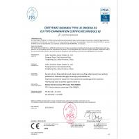 Anhui Sunshine Home Textile Co., Ltd. Certifications