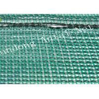 Quality 180gsm or 200gsm Scaffold Debris Netting , Plastic Mesh Barrier Safety Netting for sale