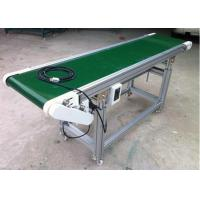China Automatic Production Line Electric Stepless Adjustable Belt Conveyor Machine on sale