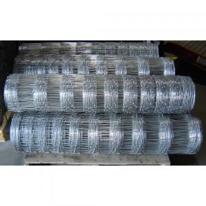 China KEYSTONE STEEL & WIRE Monarch Deacero Steel field farm fence panels 3 ft. H x 50 ft. L wholesale