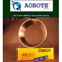Quality OEM Single Row Agriculture Timken Taper Roller Bearings Stainless Steel for sale