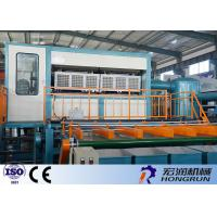 China Automatic Copper Molds Apple Tray Making Machine Computer Control Fast Install wholesale