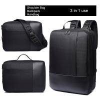 China Multi Function Nylon Business Laptop Backpack 3 In 1 For Working Professionals  wholesale