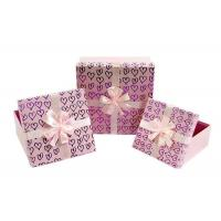 China Cardboard Handmade custom printed product boxes / pillow pack boxes on sale