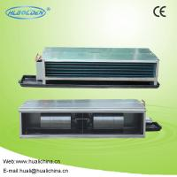 Wholesale Concealed Type / Suspended Ceiling Horizontal Fan Coil Unit With Water Chiller from china suppliers