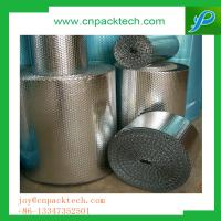 China Highly Reflecticity Easy-install Bubble Foil Insulation Radiant Barrier wholesale