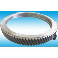 China Heavy Gear Ring Flange Open Die Forging For Wind Electricity Industrial wholesale