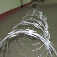 China BTO-22 concertina razor wire ( factory)  wholesale