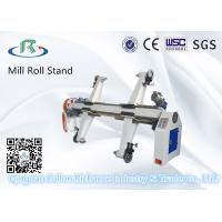 China Corrugated Cardboard Making Machine Mechanical Shaftless Mill Roll Stand wholesale