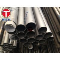 China Structural Alloy Steel Seamless Pipes Astm B668 Uns N08028 Oval Shape wholesale