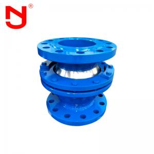 China Flexible Pipe Dismantling Joint Spherical Pipe Compensator In Thermal Pipeline on sale