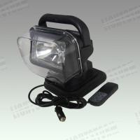 China HID Search Light Remote Control Portable Light 55W 12V (RCS55H) wholesale