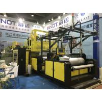 Quality lldpe ldpe hdpe Stretch Film Rewinding Machine / Stretch Film Wrap Machine for sale