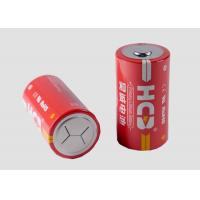 China Spiral Li-SOCl2 3.6 V ER34615M Lithium Battery Non-Rechargeable Hermetic Sealing wholesale
