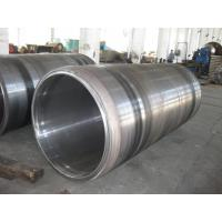 China Petroleum / Petrochemical Industries Forged Pipe Cylinder Barreled 4140 wholesale