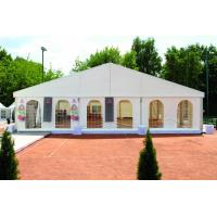 China Full Space Durable Custom Tent Canopy Large Wedding Tents For Concert wholesale