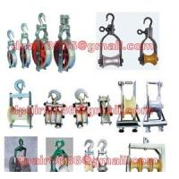 China Cable Block&Cable Block & Lifter on sale