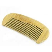 China 2012 Promotional Wooden Comb on sale