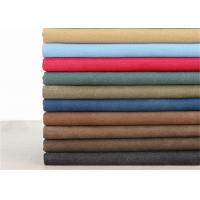China 12OZ Washed Cotton Fabric Different Shades Color For Mountaineering Bag wholesale